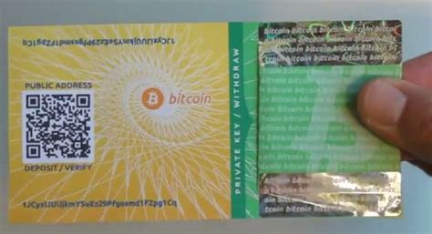 How To Make A Bitcoin Paper Wallet - how to make a paper bitcoin wallet