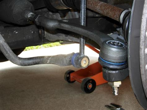 Outer New Tone 1 tie rod 1997 volvo 850 wagon project