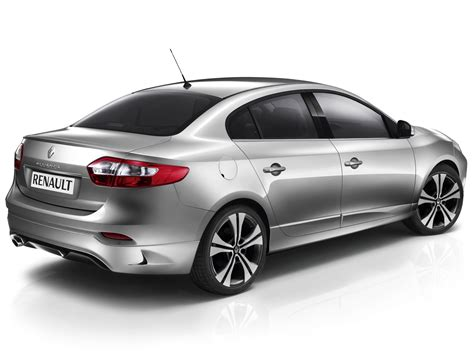 Renault Fluence Quot Black Edition Quot 2012