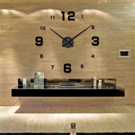 Horloge Murale Géante 1733 by Luxe Decoration Interieur Avec Grosse Horloge Decorative