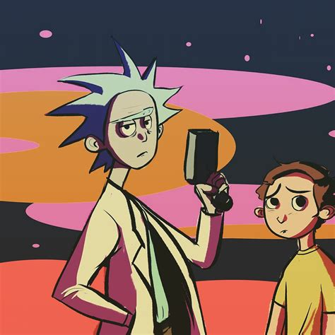 rick and morty fans rick and morty fan rickandmorty