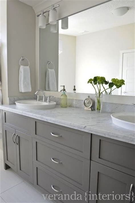 Rid Yourself Of Vanities And Just Go With The Seasons by Best 25 Grey Bathroom Cabinets Ideas On Grey
