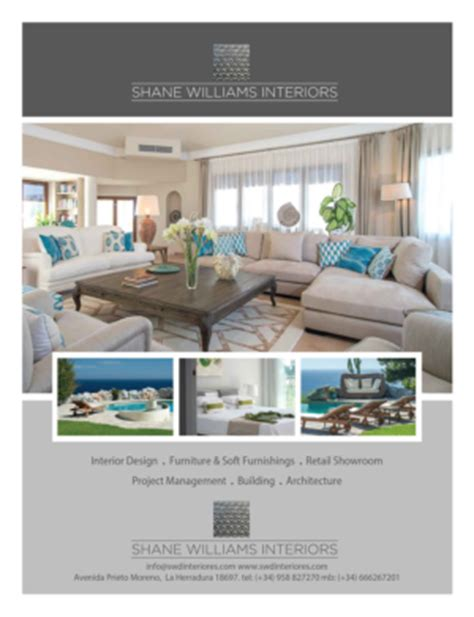 Interior Design Advertisements by 39 Serious Modern Advertisement Designs For A Business In