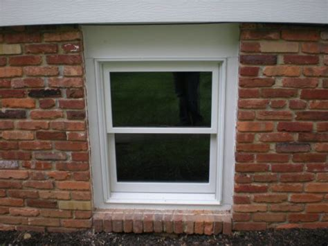 exterior window trim on brick house how to install a replacement window one project closer