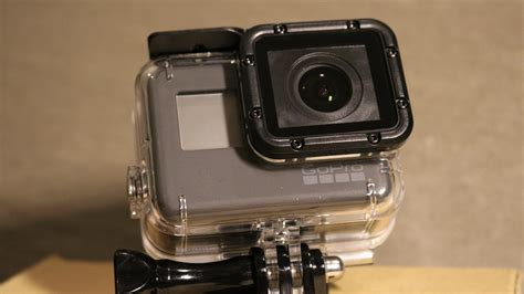 Supersuit Housing Gopro 5 Black Original gopro 5 6 black supersuit waterproof housing installation 3rd