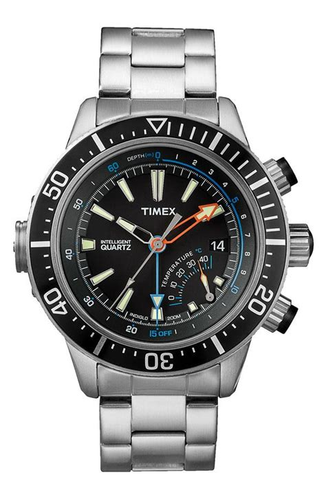 timex dive timex s new depth guage diver freeks