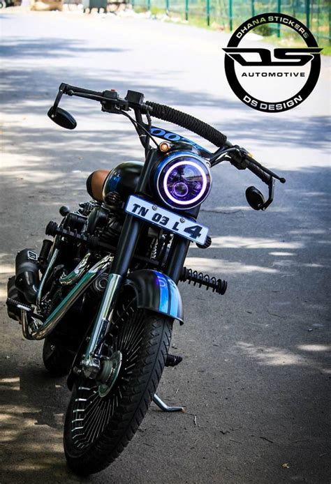modified bullet classic 350 modified bullet classic 350 in kerala www imgkid com