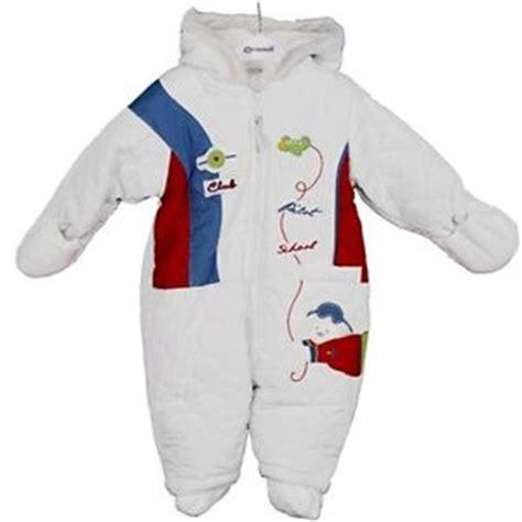 Jumper Suit For Baby Born 1 baby infant newborn warm winter hoody snow suit suit jumper jump suit ebay