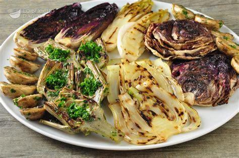 cucinare verdura ricetta grigliata di verdure d inverno le ricette