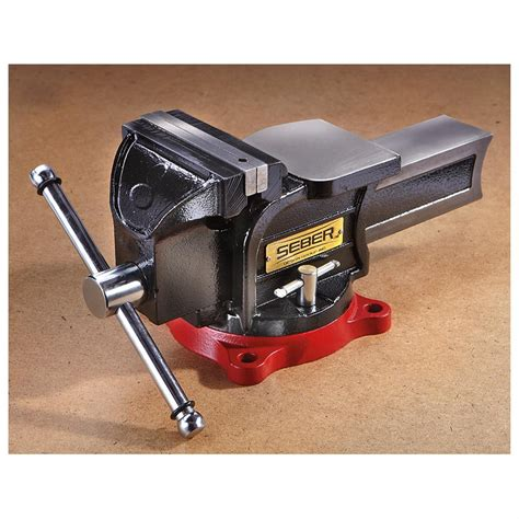 bench vise seber 174 quick adjust ratcheting bench vise 224631