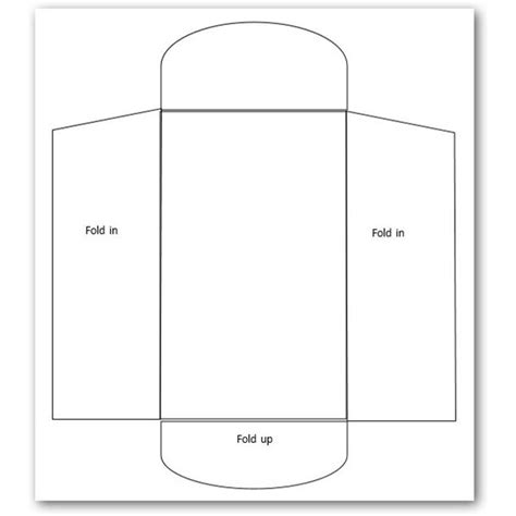 free printable mini envelope templates 5 free envelope templates for microsoft word