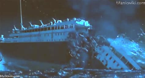 When Did The Titanic Start To Sink why did the titanic sink could titanic sinking be