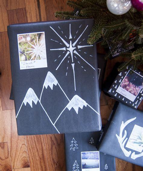 doodle gift ideas chalkboard gift wrap plus free doodle ideas printable