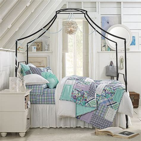 Canopy Bedroom Sets Cheap Cheap Canopy Bedscheaper Version Of Anthropologie Canopy
