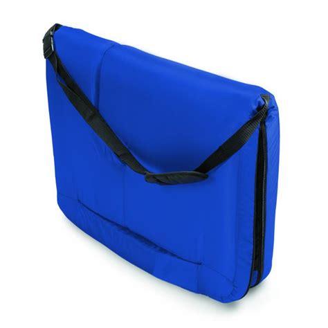 travel recliner picnic time reflex portable reclining travel coach navy