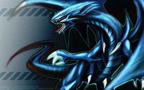 Yu Gi Oh images Blue Eyes White Dragon HD wallpaper and