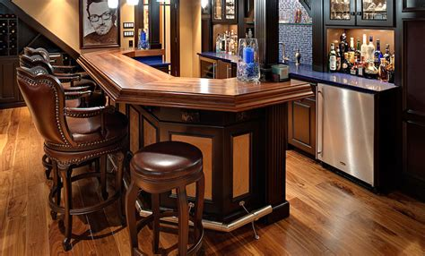 Ideas For On Top Of Kitchen Cabinets by Commercial Or Residential Wood Bar Top Photos For Wet Bar