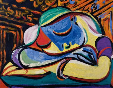 imagenes artisticas reconocidas espectaculares pinturas famosas de picasso de arte cubista