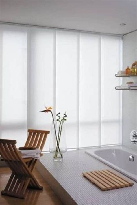 blind options for sliding glass doors 14 best window treatments images on kitchen