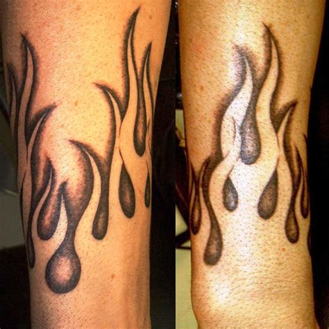 flame of recca tattoo designs black and white tattoos insigniatattoo