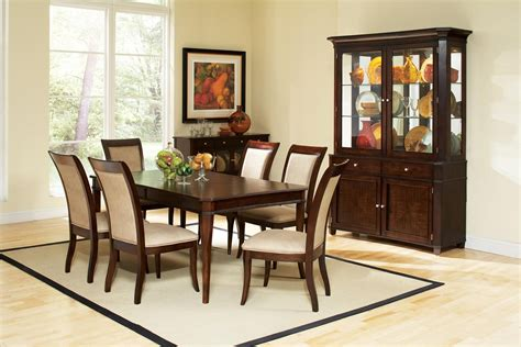 buy marseille dining room set by steve silver from www