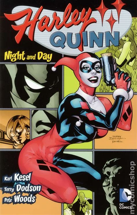 harley quinn at high dc books comic books in harley quinn tpb 1st series collections