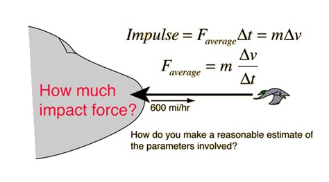 physics calculate the s velocity on impact to the floor impulse of