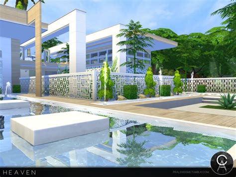 heaven house heaven house by pralinesims at tsr 187 sims 4 updates
