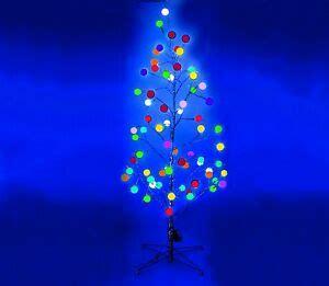 colour changing fibre optic twig tree clearance festive 1 20m 4ft fibre optic twig tree with colour changing led ebay