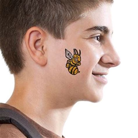 hornet tattoo hornet tattooforaweek temporary tattoos largest