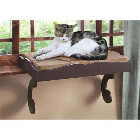 window perch homezone cat window perch 221571 pet accessories at sportsman s guide