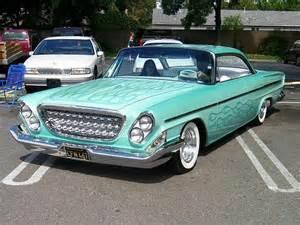62 Chrysler Newport 62 Chrysler Newport Mild Custom Mopars