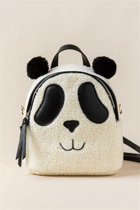 Backpack Panda panda mini backpack s