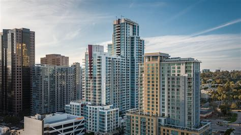 Apartments In San Diego Ca Downtown Vantage Pointe Apartments Downtown San Diego 1281 9th