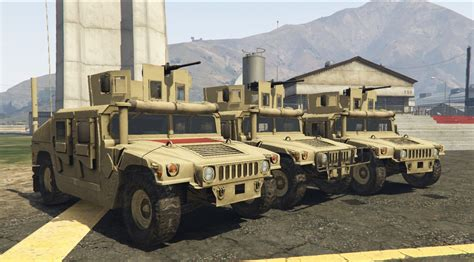 armored humvee gta v humvee up armored version gta v galleries