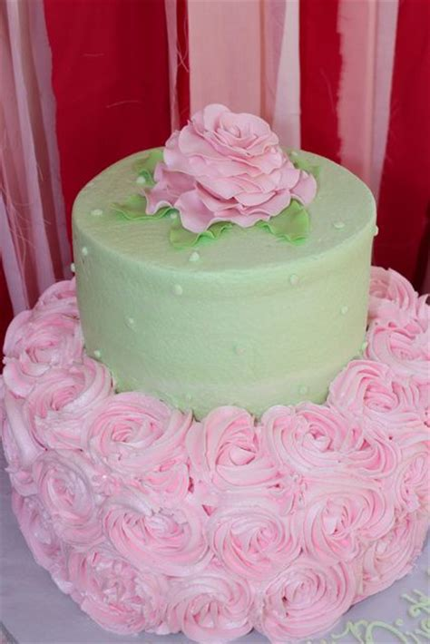 rose themed birthday cake rose theme 1st birthday birthday party ideas cute cakes