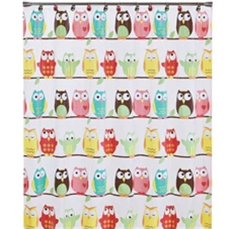 owl shower curtain bed bath and beyond owl shower curtain from bed bath and beyond 7 adorable owl