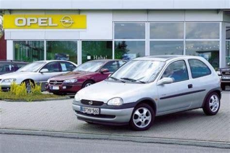 Auto Gebrauchtwagenmarkt by Gebrauchtwagen Opel Corsa B Bilder Autobild De
