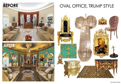 donald s oval office donald oval office decor oval office style my inauguration gift to donald