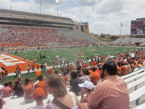 section 8 in texas dkr texas memorial stadium section 8 rateyourseats com