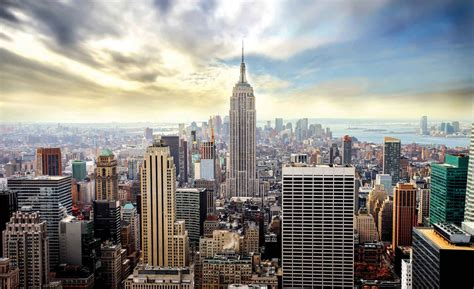 New York Skyline Wall Mural giant size wall mural wallpapers new york skyline
