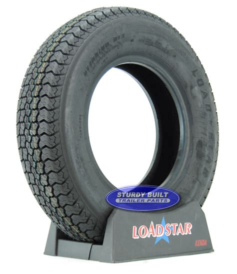 best boat trailer tires to buy st185 80d13 boat trailer tire by loadstar lrd 1725lb capacity