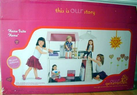 og doll house our generation doll house want ag dolls pinterest