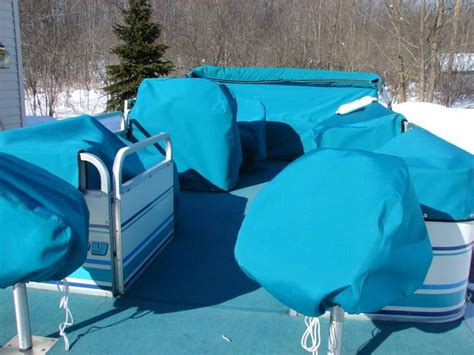 diy boat seat covers pontoon seat covers by dry dock canvas pontoon