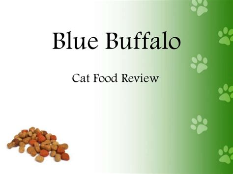 blue food reviews blue buffalo cat food reviews