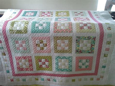 What Is Patchwork Used For - free quilt pattern from moda bake shop 2 quot nine patch