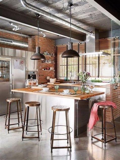 best 25 industrial style kitchen ideas on