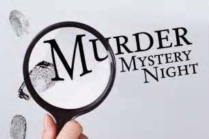 Murder Mystery Dinner Murder Mystery