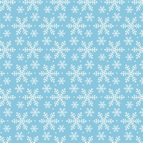 free snowflake background pattern winter snowflakes free seamless vector pattern creative
