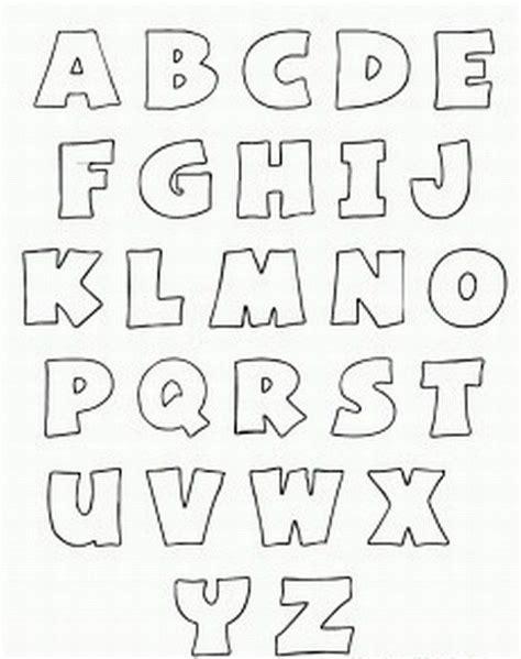 alphabet outline templates   premium templates